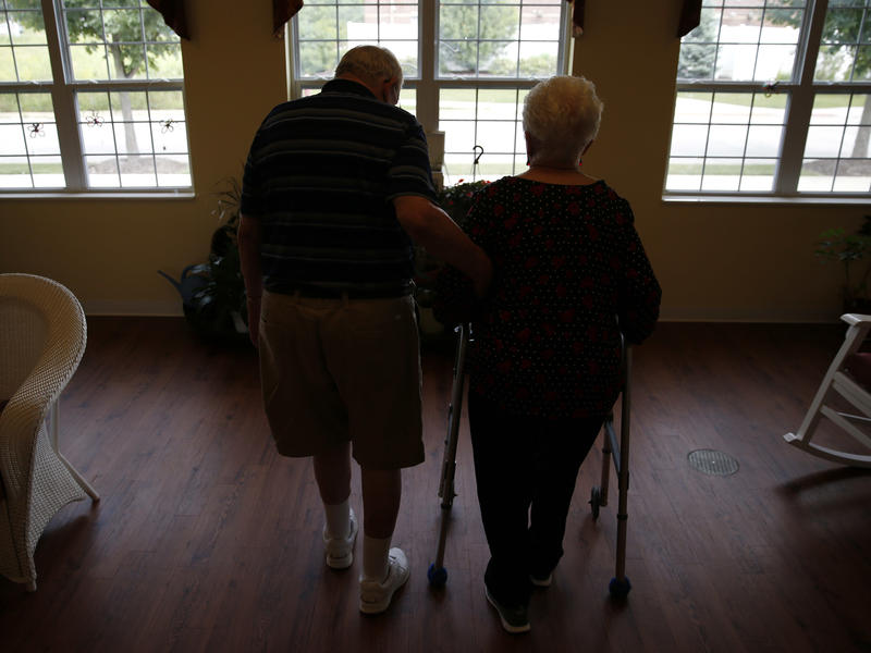 Under Trump Rule Nursing Home Residents May Not Be Able To Sue