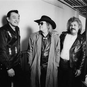 Flaco Jimenez, Doug Sahm, and Freddie Fender