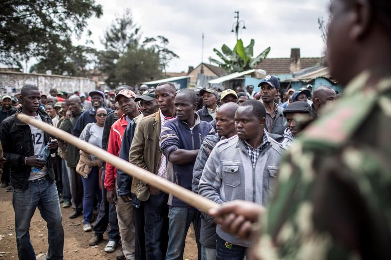Kenyans Head To The Polls Despite Worries About Rigged Election