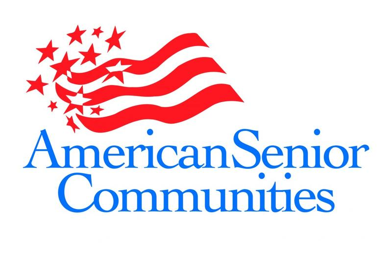 (American Senior Communities logo)