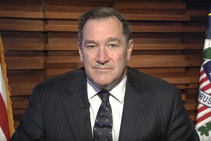Sen. Joe Donnelly (D-Ind.) released a video response to the tax reform ad campaign. (SenDonnelly/YouTube)