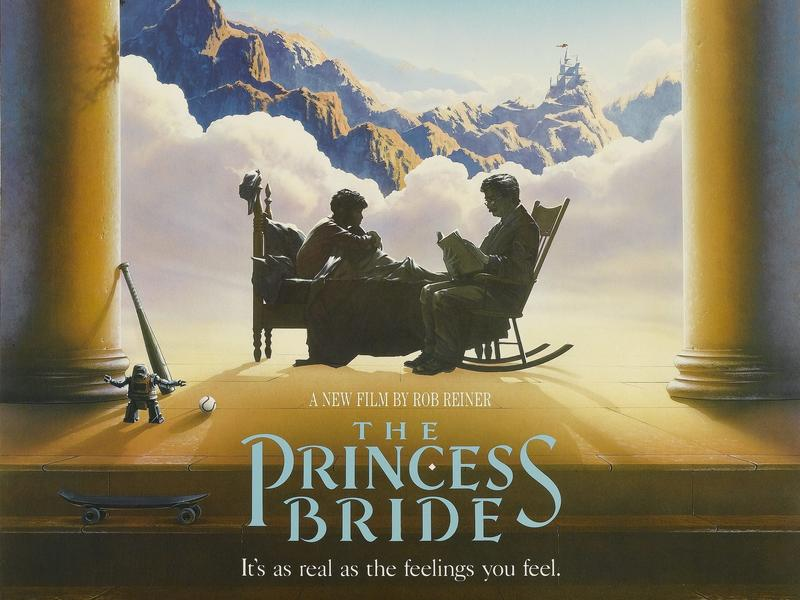 """The Princess Bride, directed by Rob Reiner in 1987, was released 30 years ago. NPR's Linda Holmes says this anniversary is """"a fine opportunity to track it down and watch it, trying not to anticipate its famous lines  — or trying to leave them out of your"""