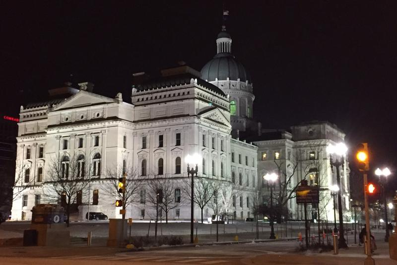 The 2018 legislative session gets underway Jan. 3. (Brandon Smith/IPB News)