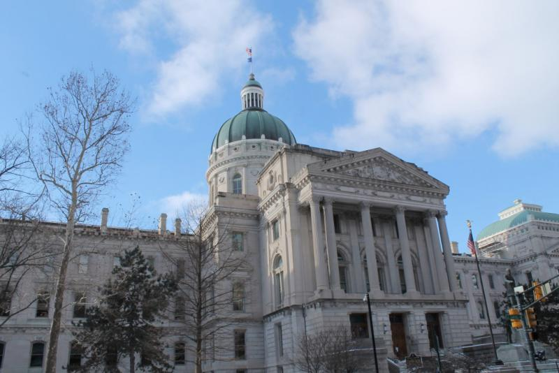 House Environmental Affairs Committee Chair Dave Wolkins decided not to hear a bill this session that deals with confined animal feeding operations, or CAFOs. (Lauren Chapman/IPB News)