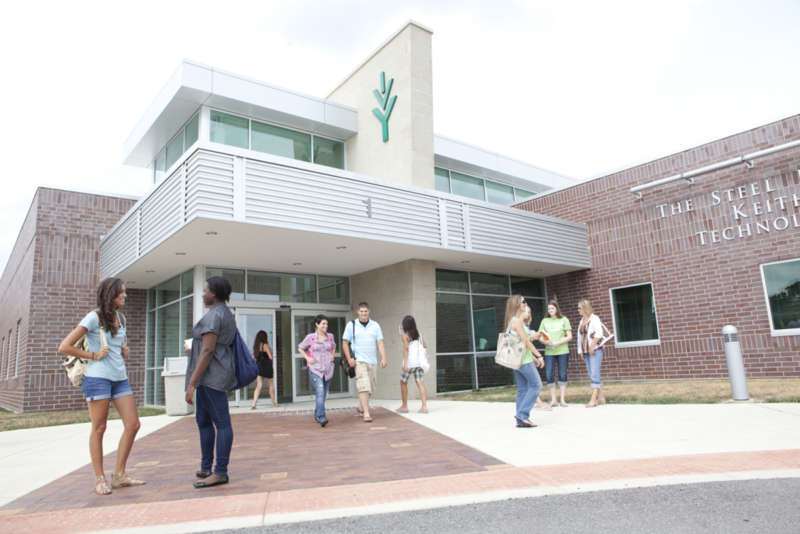 The Ivy Tech Keith Busse Steel Dynamics Tech Center in Fort Wayne. (Credit: Ivy Tech Community College)