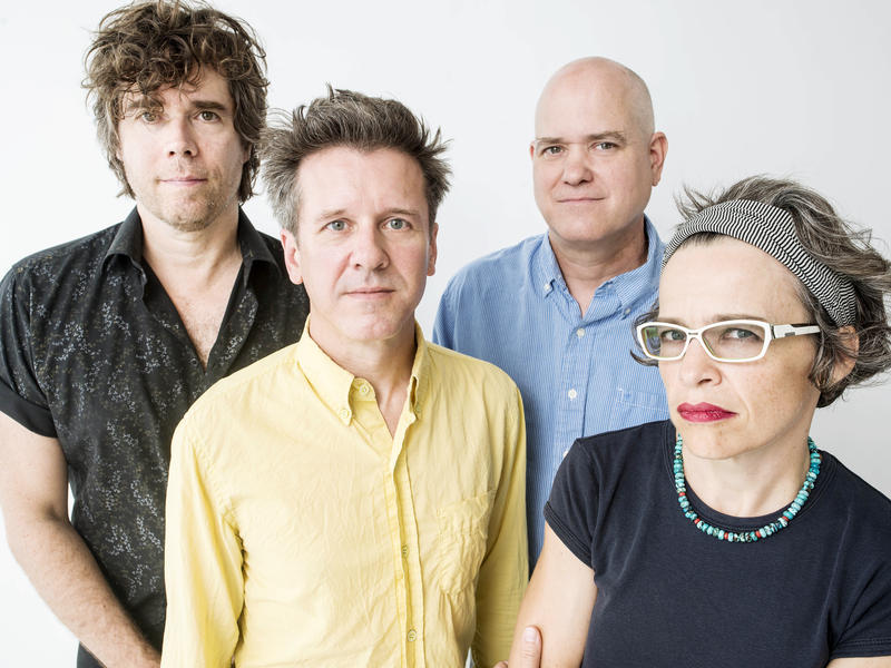 Superchunk's What a Time to Be Alive is out Feb. 16 on Merge.