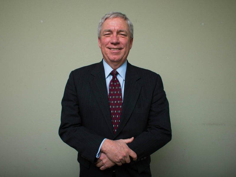 Gubernatorial candidate and former Congressman Doug Ose