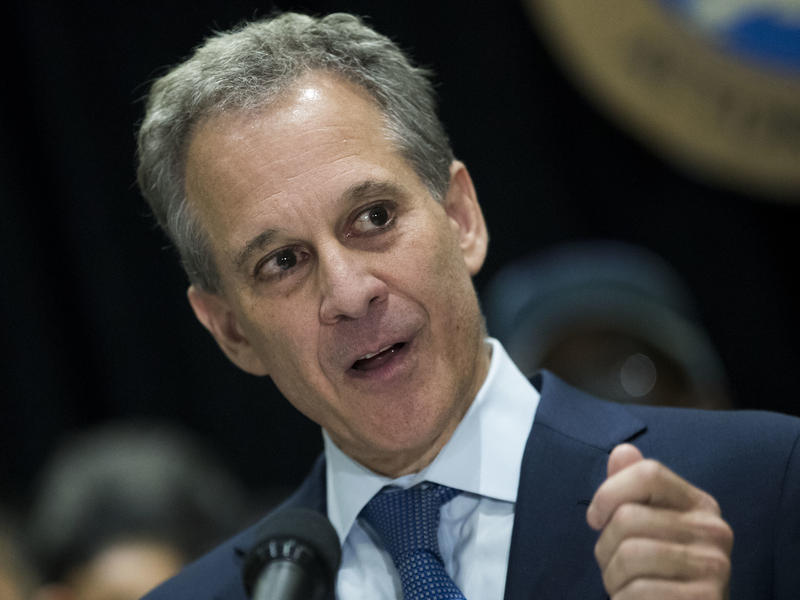 New York Attorney General Eric Schneiderman has asked lawmakers in Albany to amend state law so a presidential pardon might not protect its recipient against state-level prosecution.