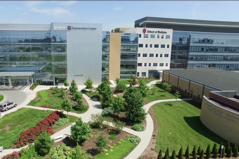 Indiana University School of Medicine Neurology Center. (Indiana University School of Medicine/Youtube)