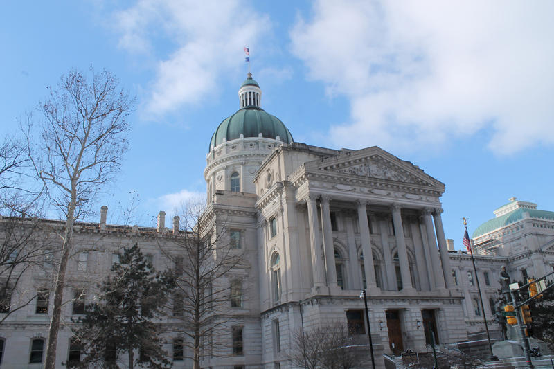 Through nine months of the current fiscal period, Indiana tax collections have only met the budget plan's expectations three times. (Lauren Chapman/IPB News)