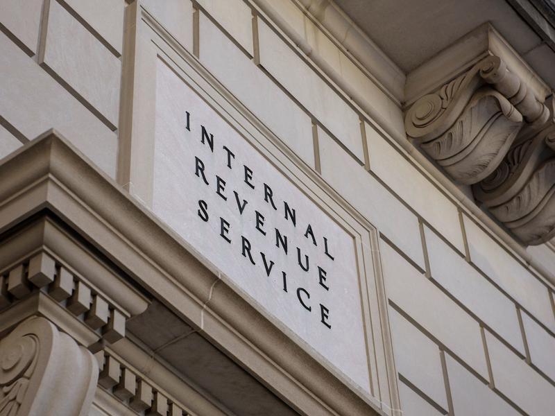 The Internal Revenue Service's headquarters in Washington, D.C., in 2016.