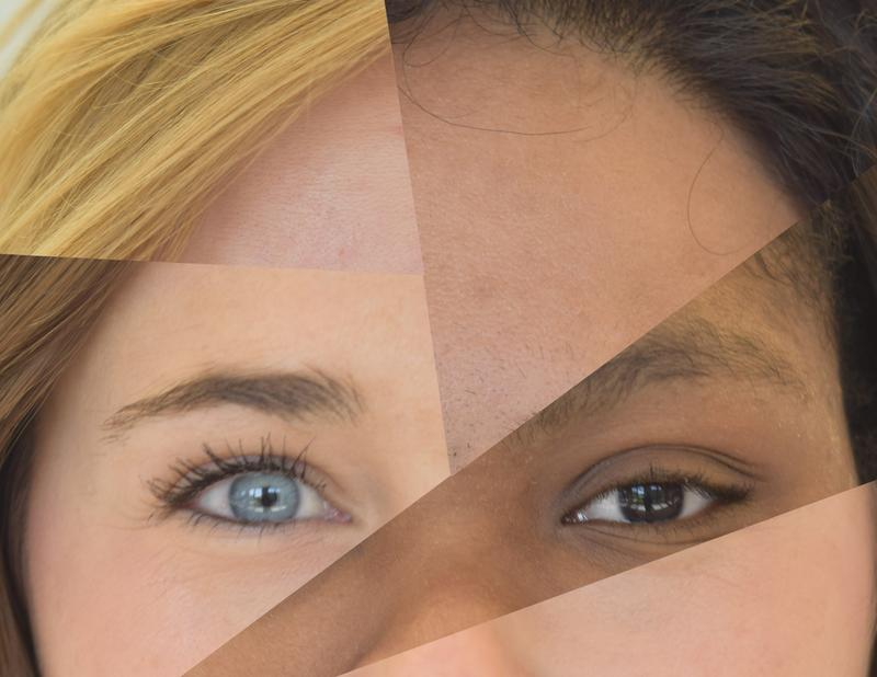 An international team has developed the HIrisPlex-S DNA test system, a tool to accurately predict eye, hair and skin color from human biological material, even a small DNA sample. (Photo courtesy of IUPUI)