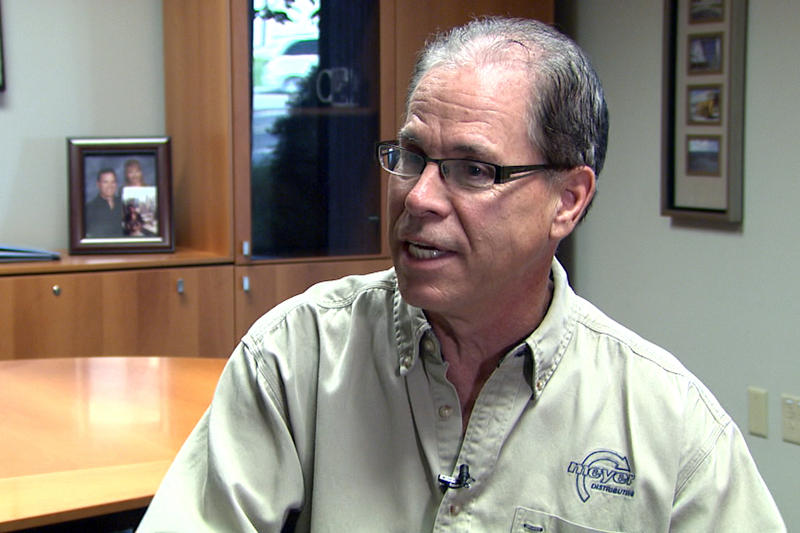 Businessman Mike Braun wins the Republican U.S. Senate nomination following a primary that has been called one of the nastiest in the nation. (WFIU/WTIU)