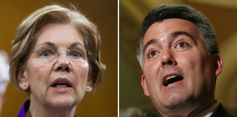 Sens. Warren And Gardner On Why Marijuana Policy Should Be Left To States