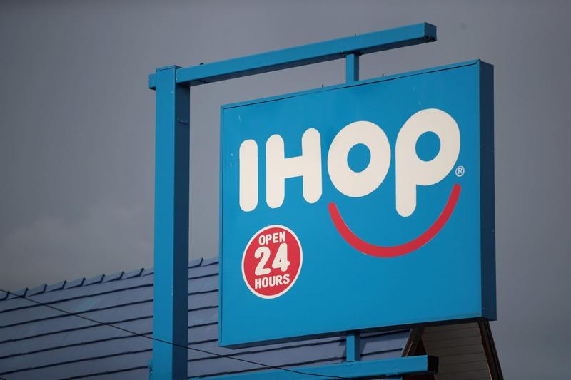 IHOP Became 'IHOb.' The Internet Had A Lot To Say