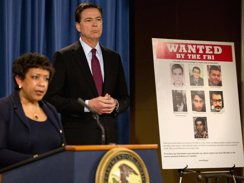 A new Justice Department report faulted the decisions in 2016 made by then-Attorney General Loretta Lynch and then-FBI Director James Comey.