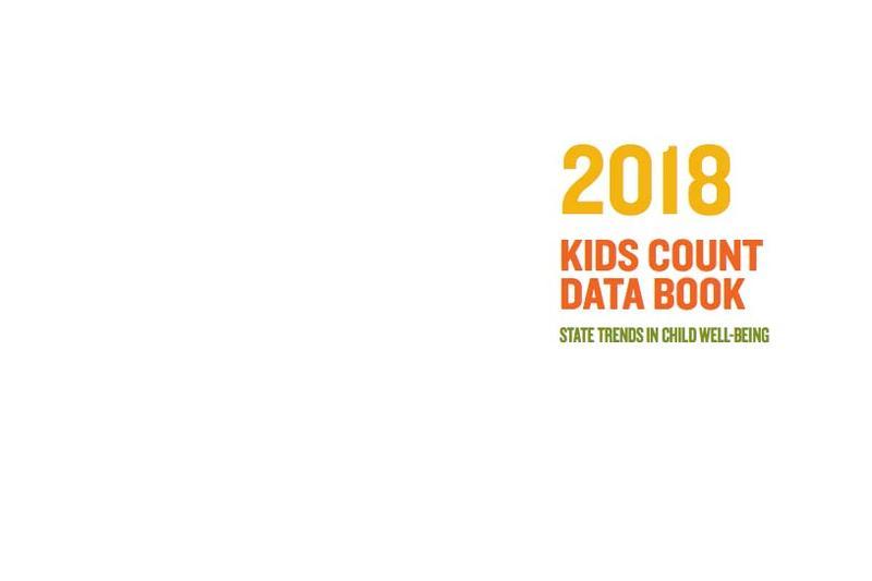(Annie E. Casey Foundation's 2018 Kids Count Data Book)