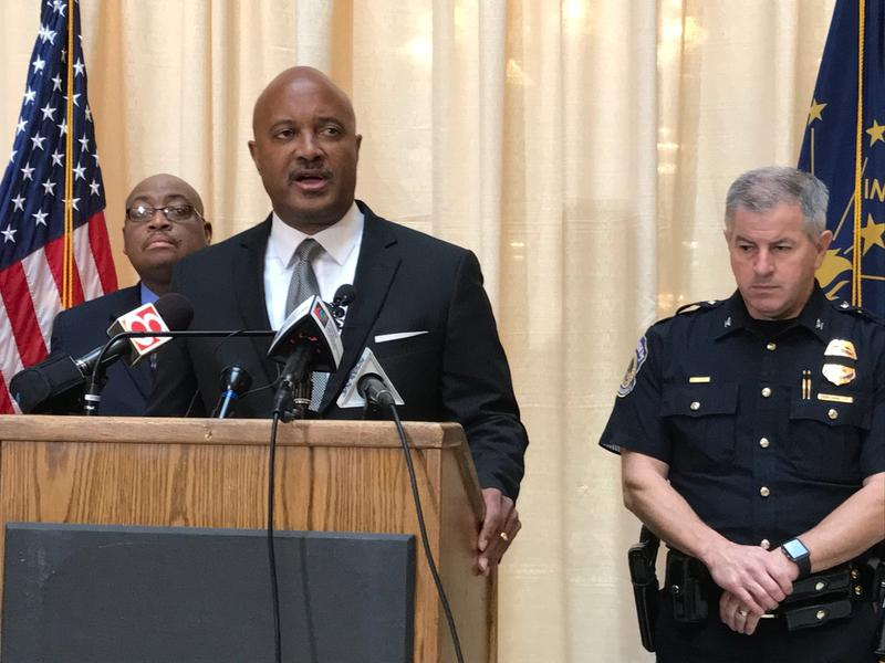 Inspector General Lori Torres announced her office will look into the accuations against Attorney General Curtis Hill. (FILE PHOTO: Brandon Smith)