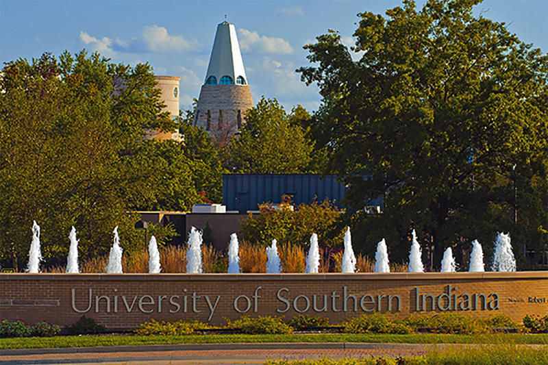 (Photo courtesy of University of Southern Indiana)