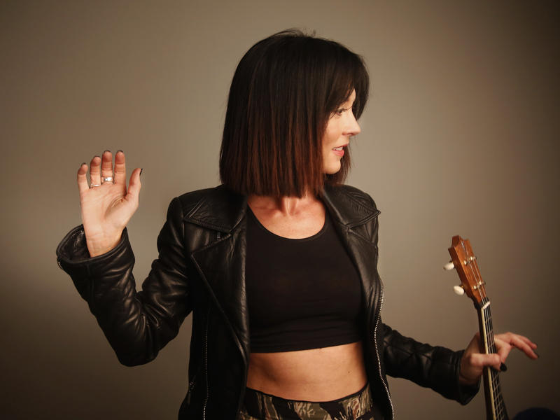 """The beauty of songs, I think, is if you do it right a lot of people can relate to it in their own way,"" Amanda Shires says."