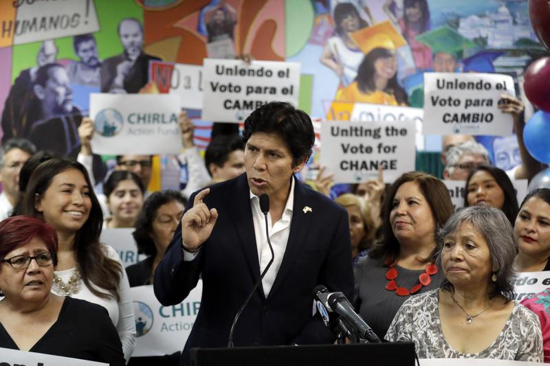 Senate Tracker: Democrat Kevin De León Challenges Sen. Dianne Feinstein To Bring 'New Voice' To Cali