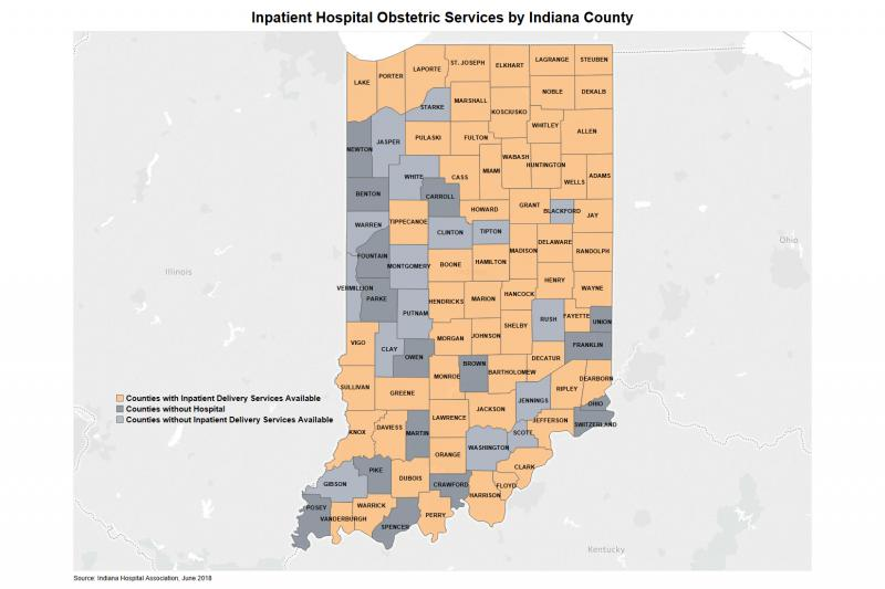 (Provided by the Indiana Hospital Association)