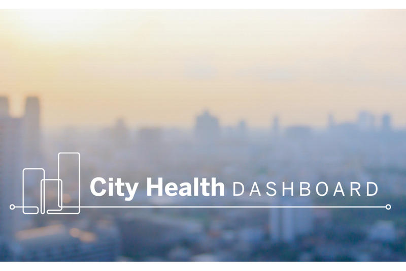 (City Health Dashboard)
