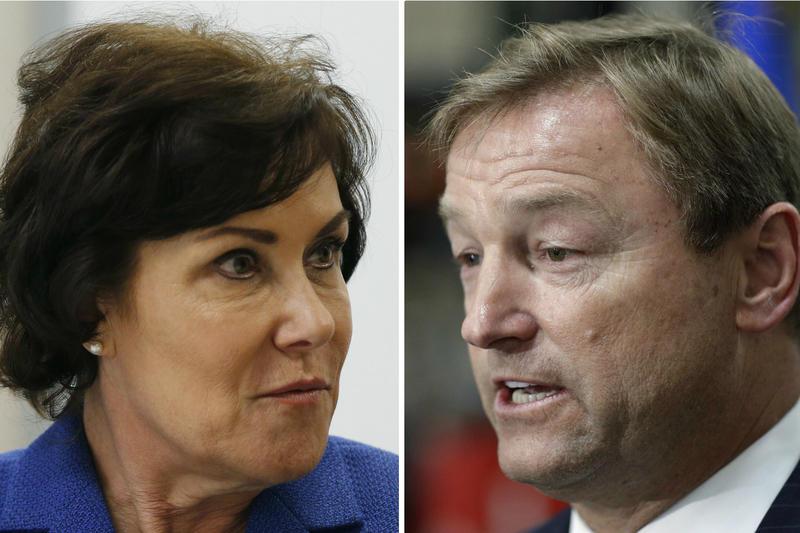 Senate Tracker: Democrat Rosen Leads GOP Sen. Heller In Closely Watched Nevada Race