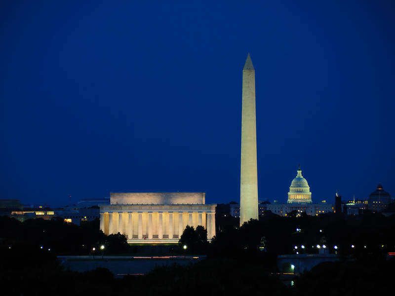 The Mall in Washington D.C