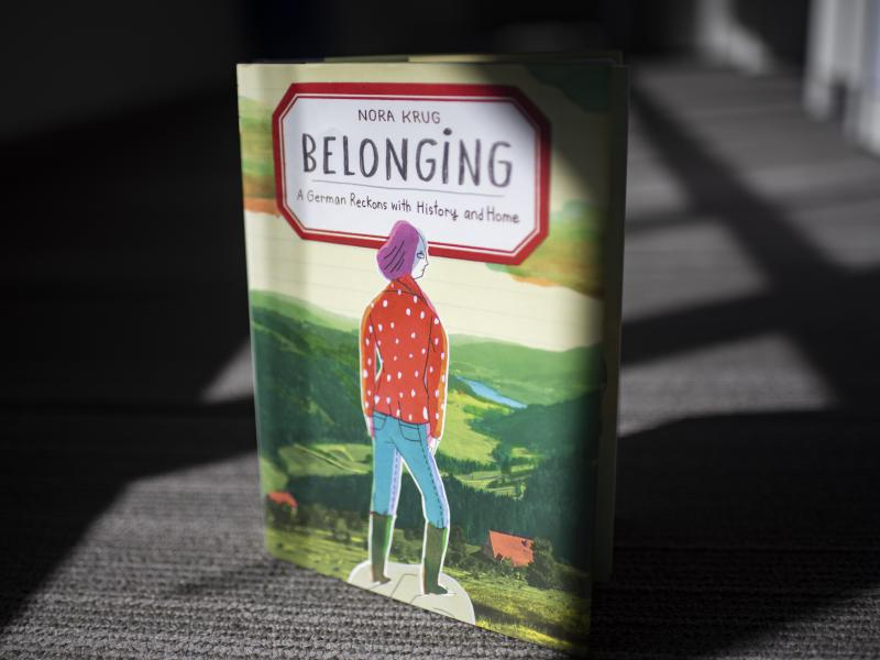 Belonging, by Nora Krug