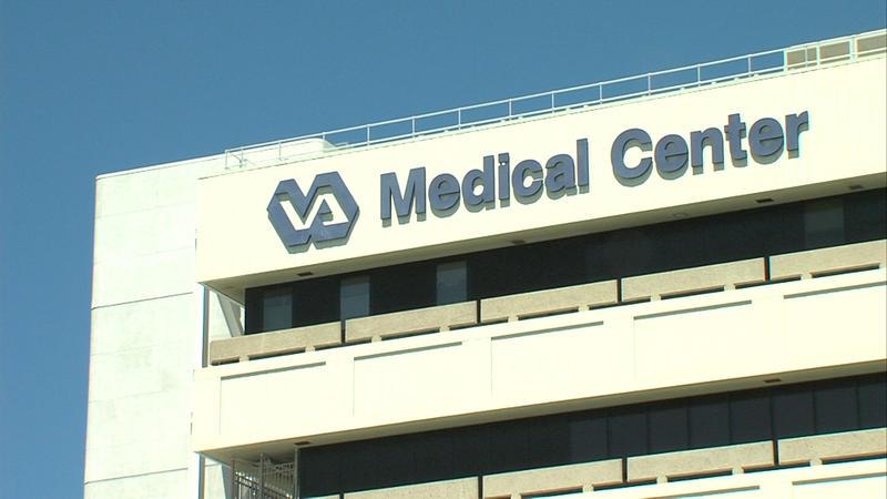 The exterior of the Veterans Affairs Medical Center in La Jolla, April 1, 2016.