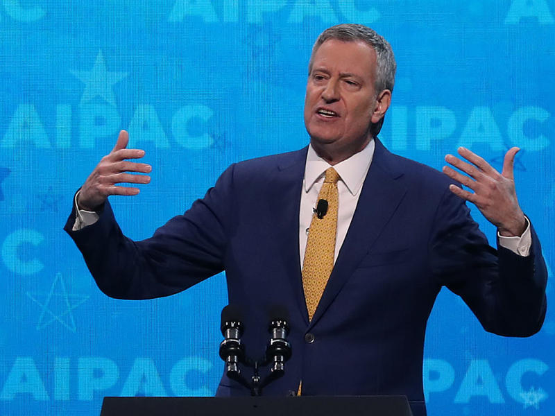 New York City Mayor Bill de Blasio has announced his candidacy for the Democratic nomination for president in 2020.