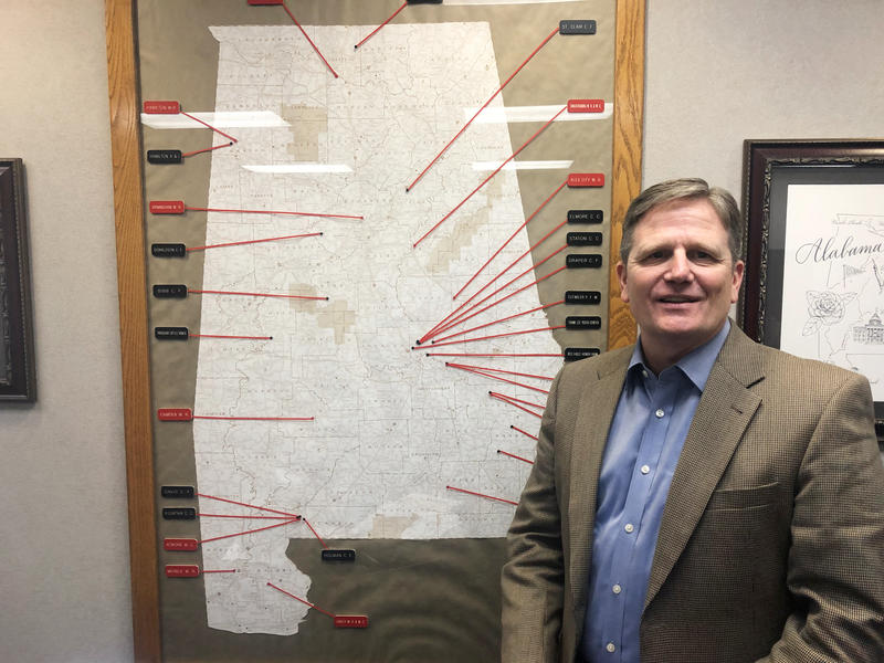 Alabama prison commissioner Jeff Dunn says the Department of Corrections is implementing some federal recommendations and taking measures to improve, including the creation of an inspector general and a corruption task force, and hiring a new deputy commi