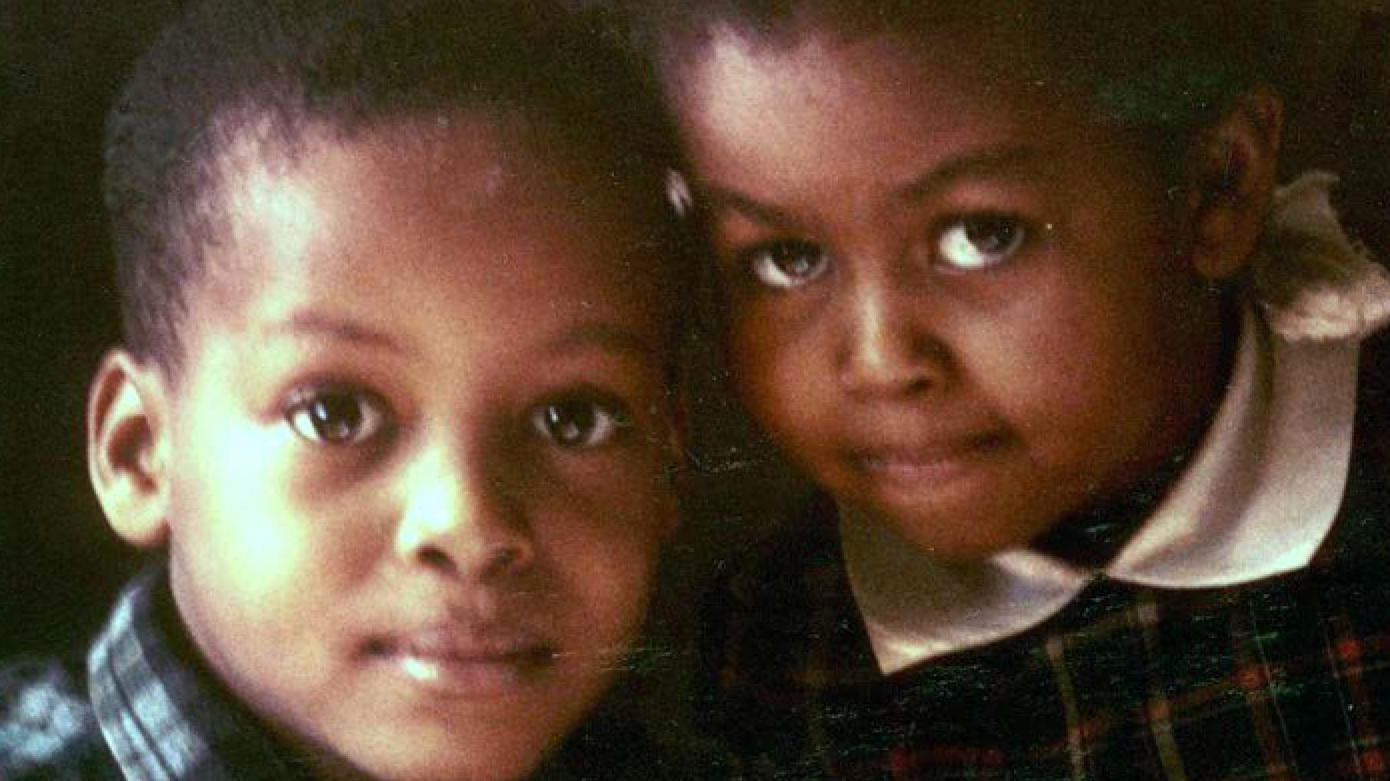 Barack And Michelle Obama Young Before Barack Obama: T...