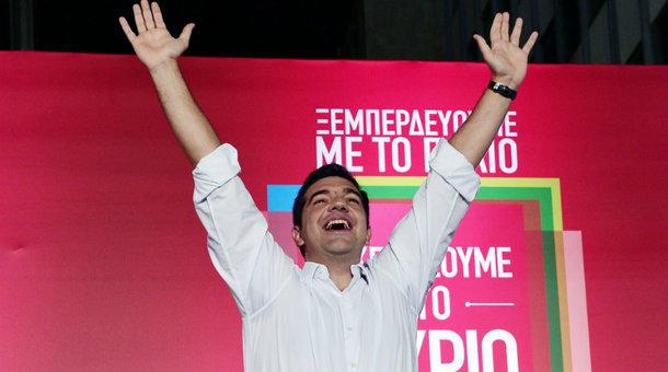Greece prepares for general election Sunday   Delmarva ...