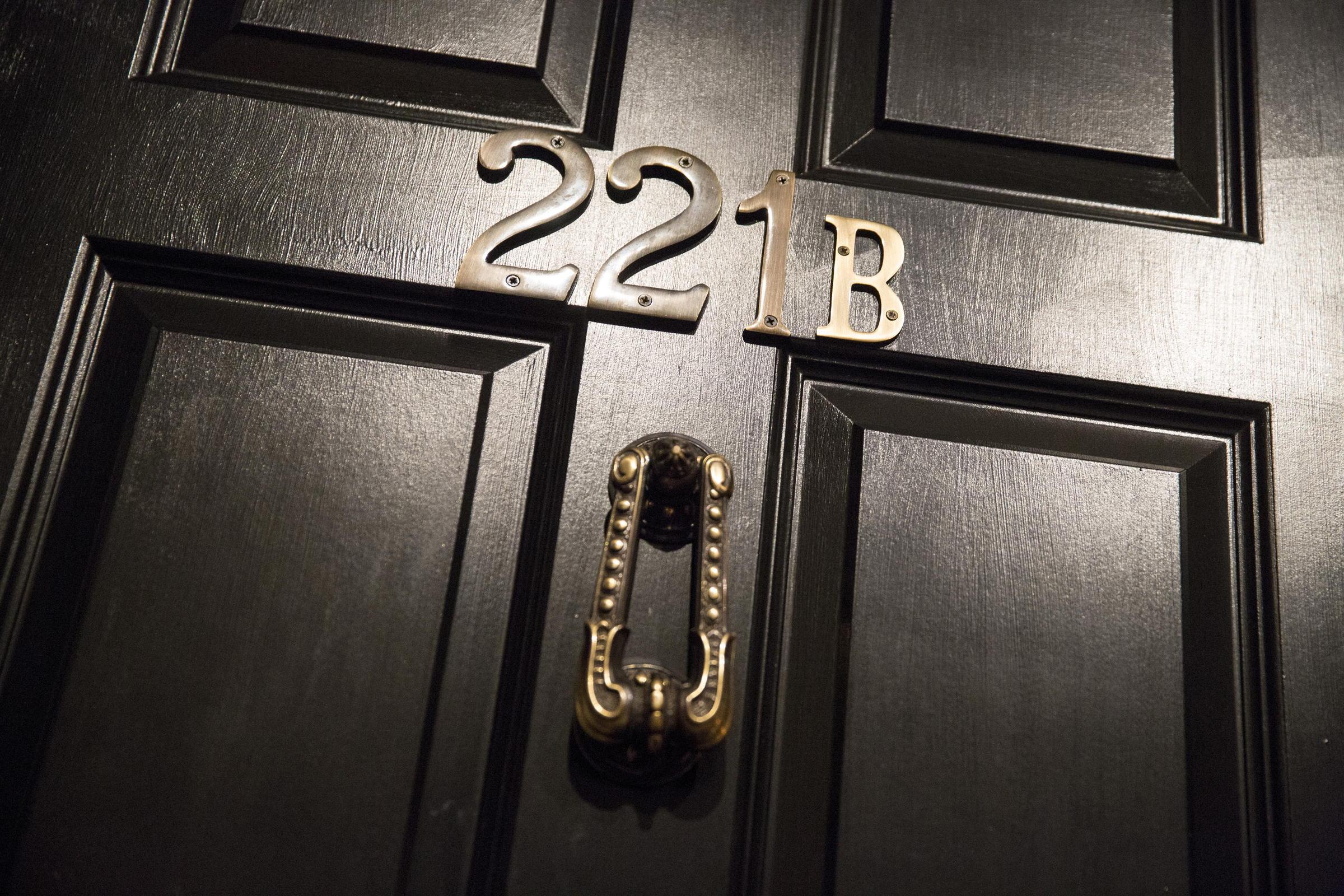 221b baker street, sherlock, sherlock holmes - inspiring picture ...