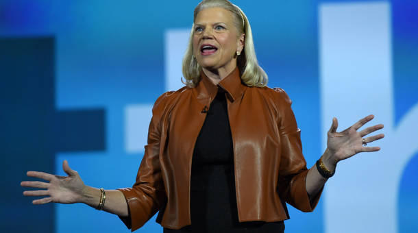 Before Trump meeting, IBM CEO pledges 25000 US hires