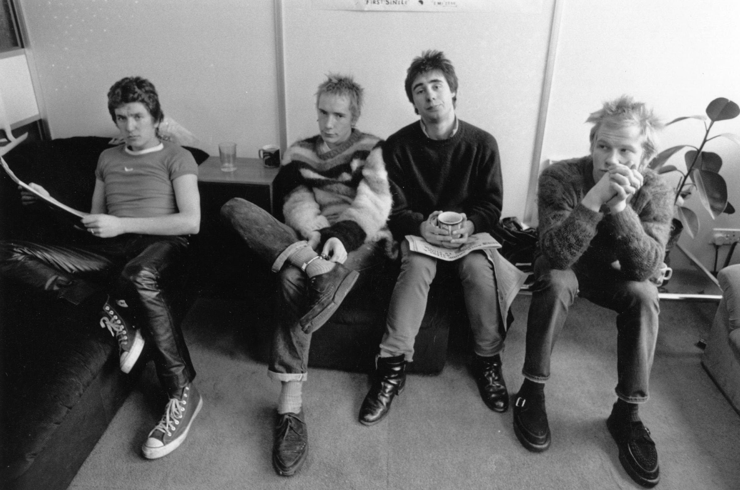 the history of the sex pistols history essay 1977-6-7 god save the queen by sex pistols song meaning, lyric interpretation, video and chart position  it wasn't about a specific moment in time or history.