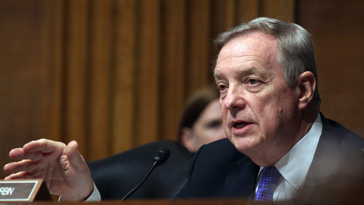 Sen. Durbin says President Trump 'may be obstructing justice'
