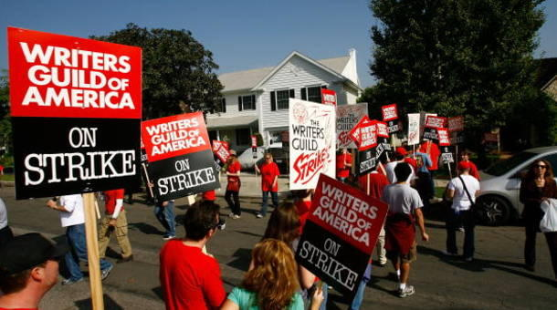 Writers Guild Authorizes Strike