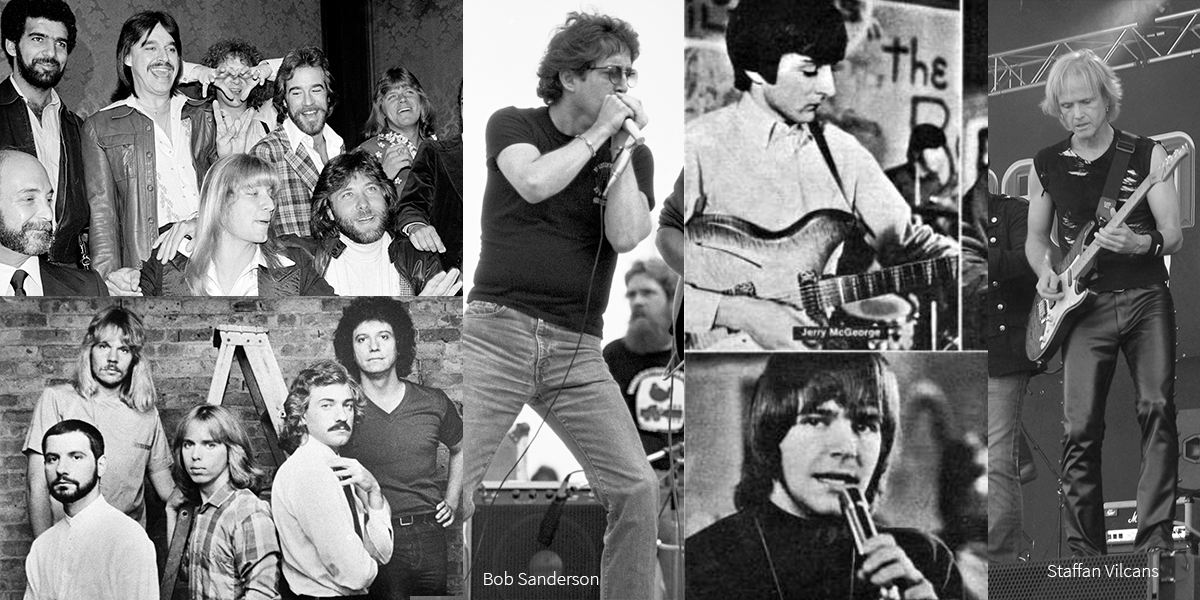 50 chicago artists who changed popular music rock in the 60s and