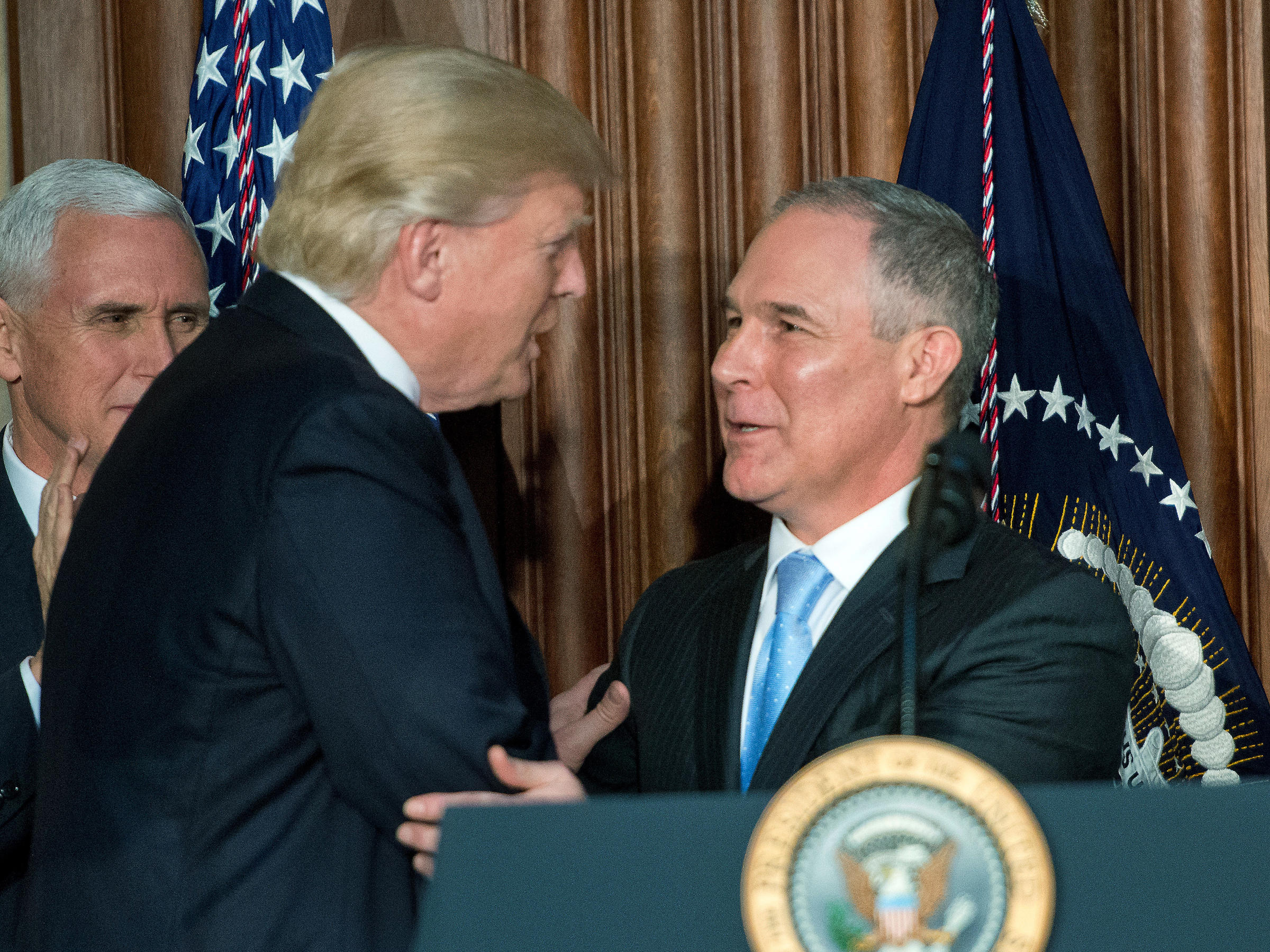 U.S. EPA offers buyouts in bid to cut staff -internal memo