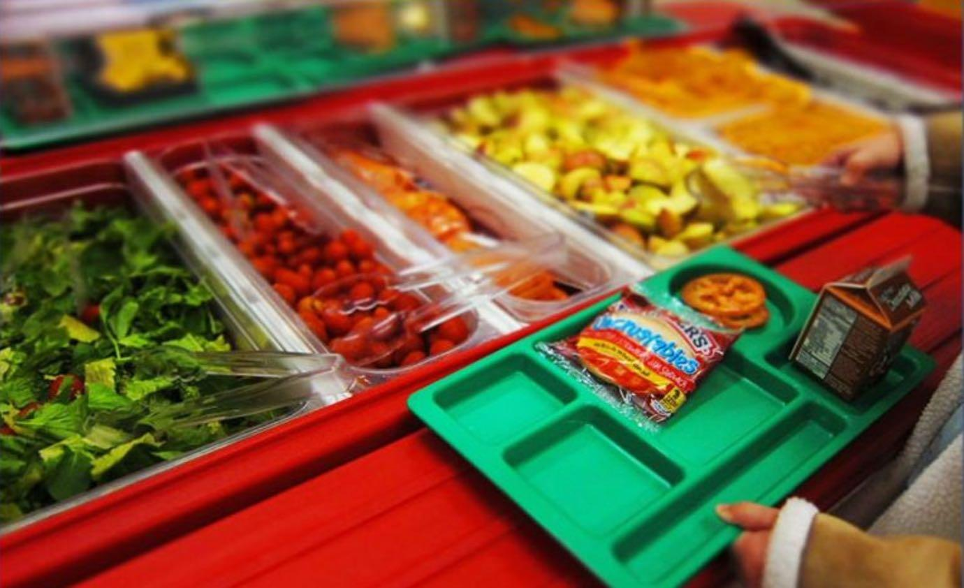 Trump's new school lunch plan allows for 'dangerously high levels of sodium'