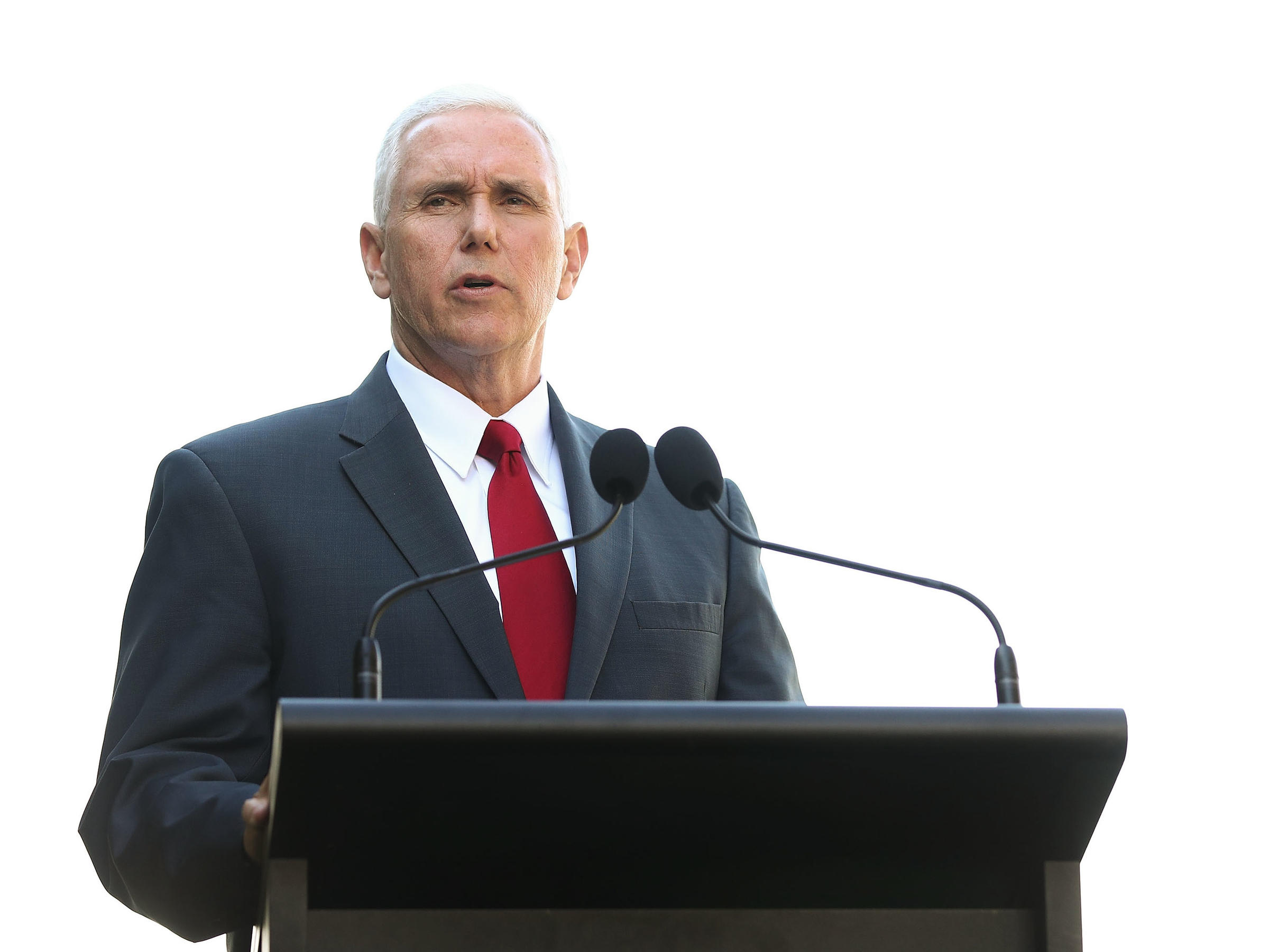 Mike Pence reportedly hires private attorney to help with Russian Federation probe