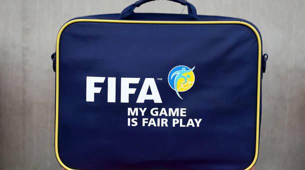 Garcia's Federation Internationale de Football Association report released