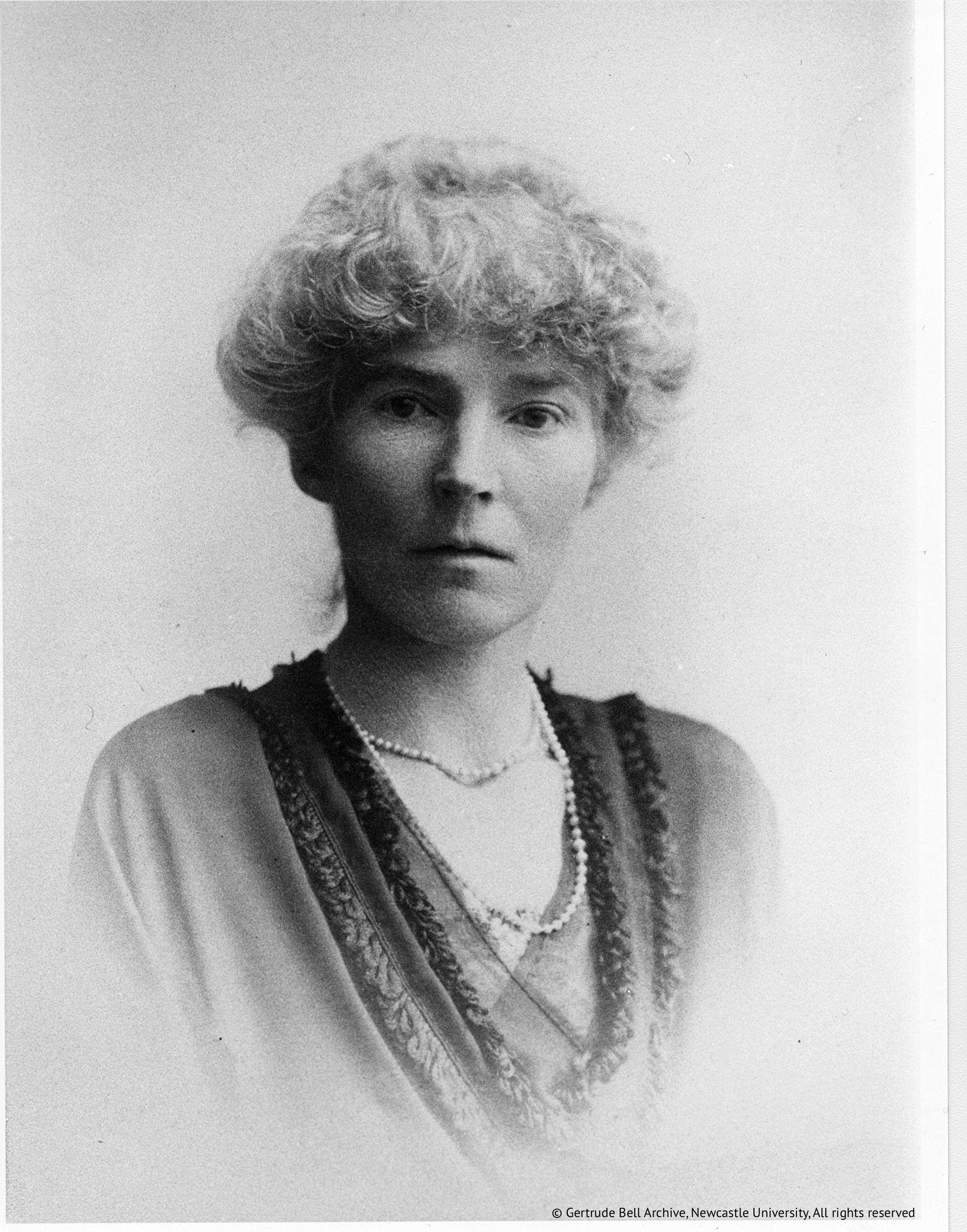 who was gertrude bell letters from baghdad highlights the