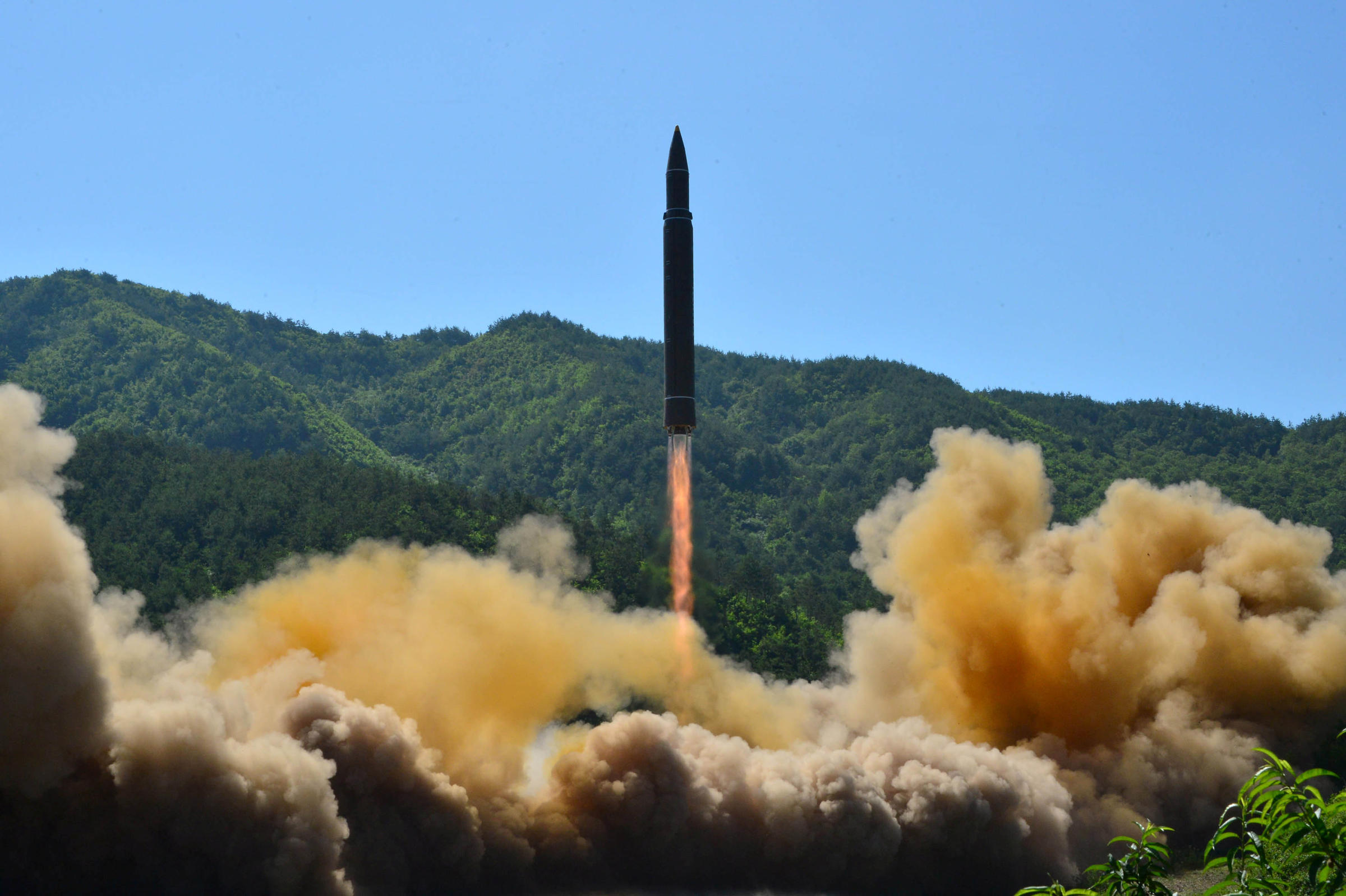 US Seeks UN Security Council Meeting After North Korea Missile Launch