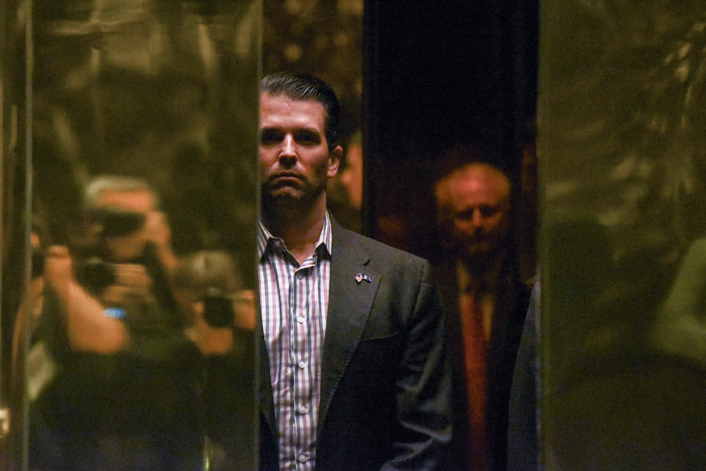 Donald Trump Jr. adds DC-based attorney to legal team