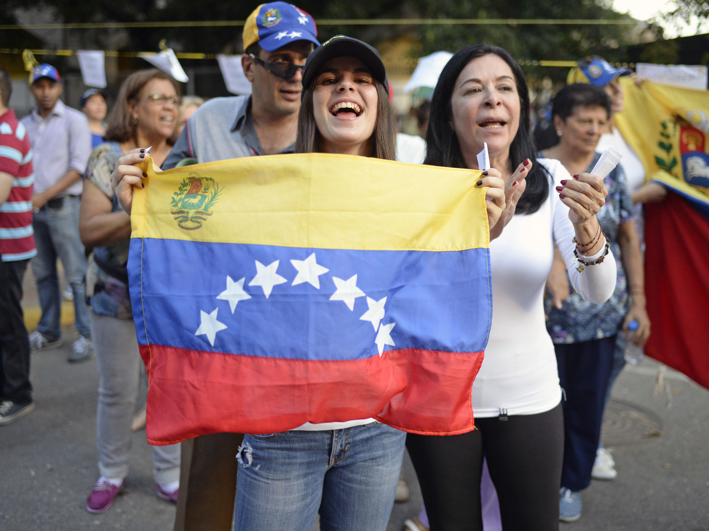 Venezuela's Opposition Referendum Overwhelmingly Rejects Maduro's Quest to Change Constitution