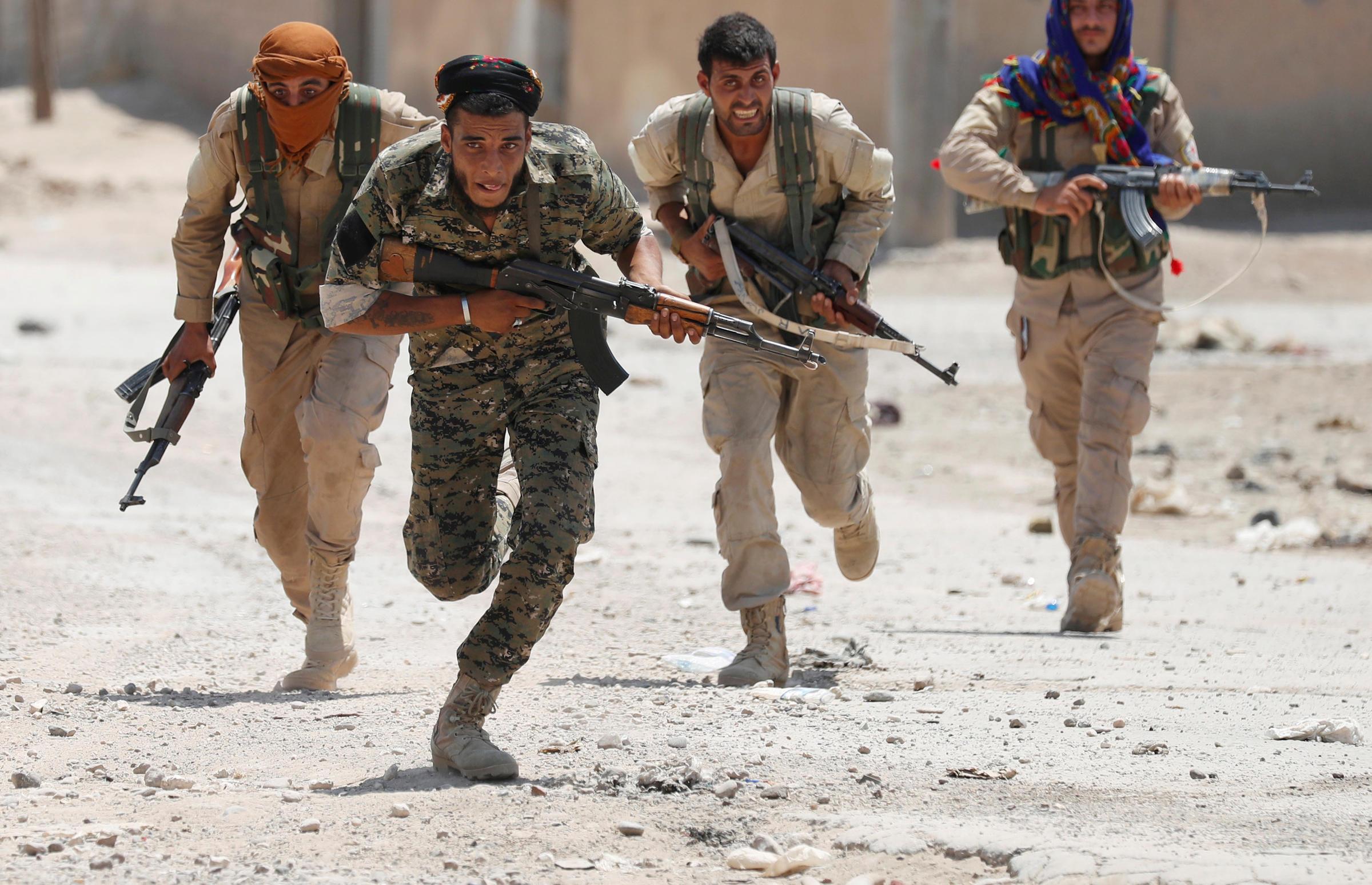 Syria Condemns US-Led Coalition Crimes